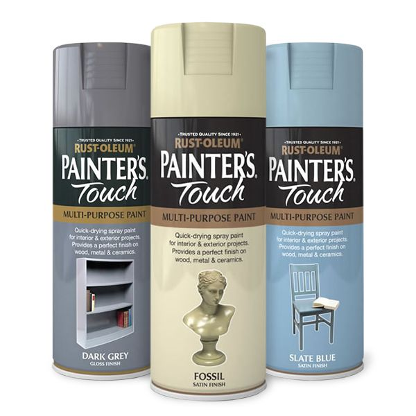 PAINTER'S TOUCH RANGE