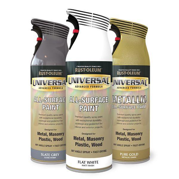 wood spray paint