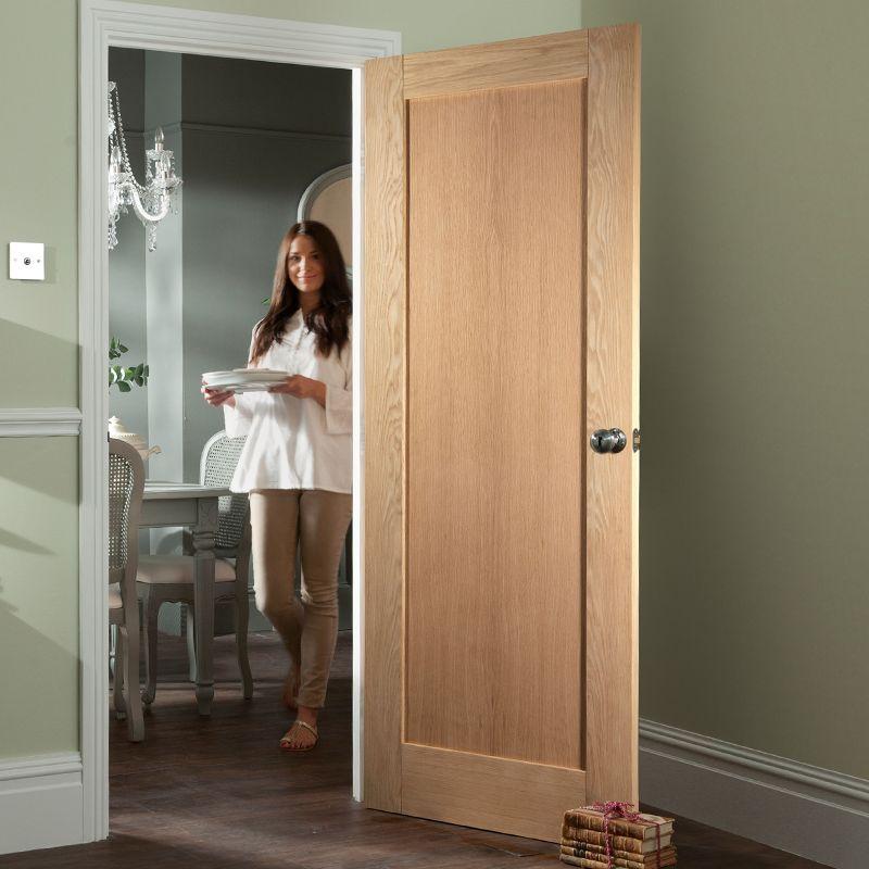1 Panel Shaker Doors