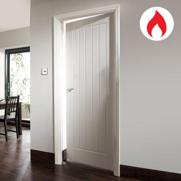 Fire Door With Window : Internal doors