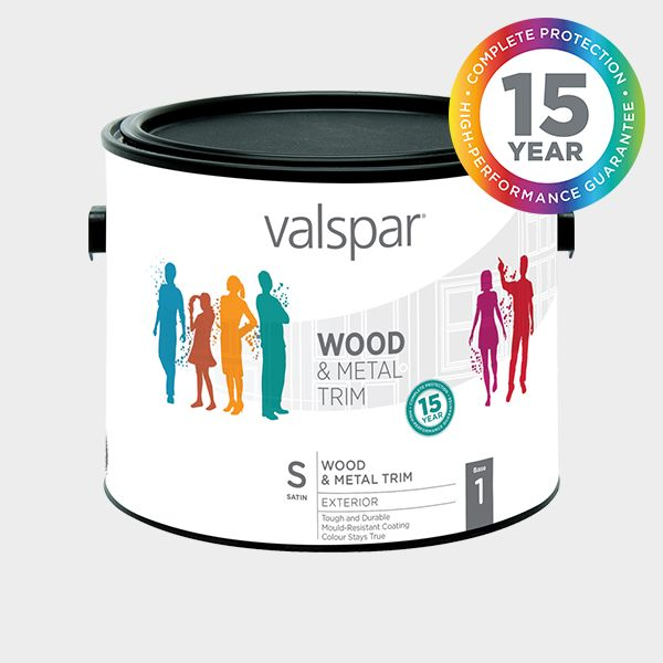 Wood & Metal Trim Paint
