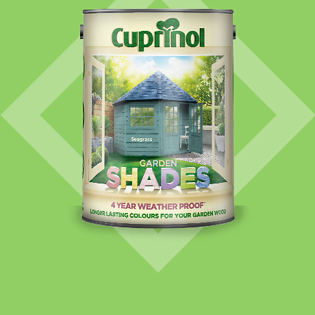 Cuprinol 5L Garden Shades Now £28 Was £35