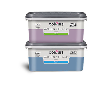 Colours SCE 2.5L - 2 for £22