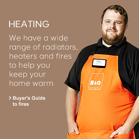 We have a wide range of radiators, heaters and fires to help keep your home warm
