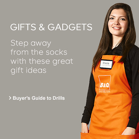 Gifts & Gadgets. Step away from the socks with these great gift ideas