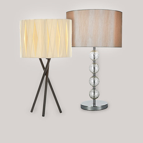 Lamps for all rooms