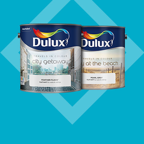 2 for £30 2.5L<br>Dulux Travels in Colour*