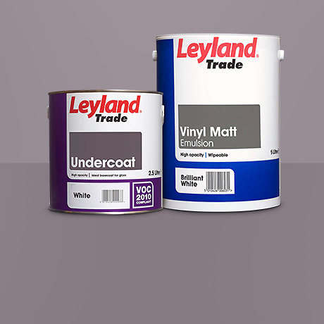 3 for £40<br>Leyland Trade Paint*