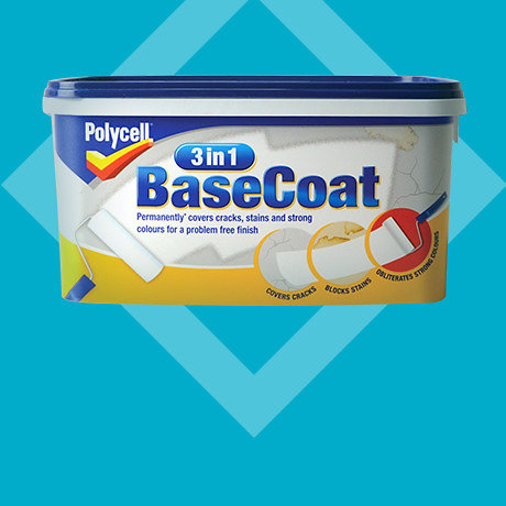 Polycell 3 in 1 Basecoat<br>Now £18 Was £22.78