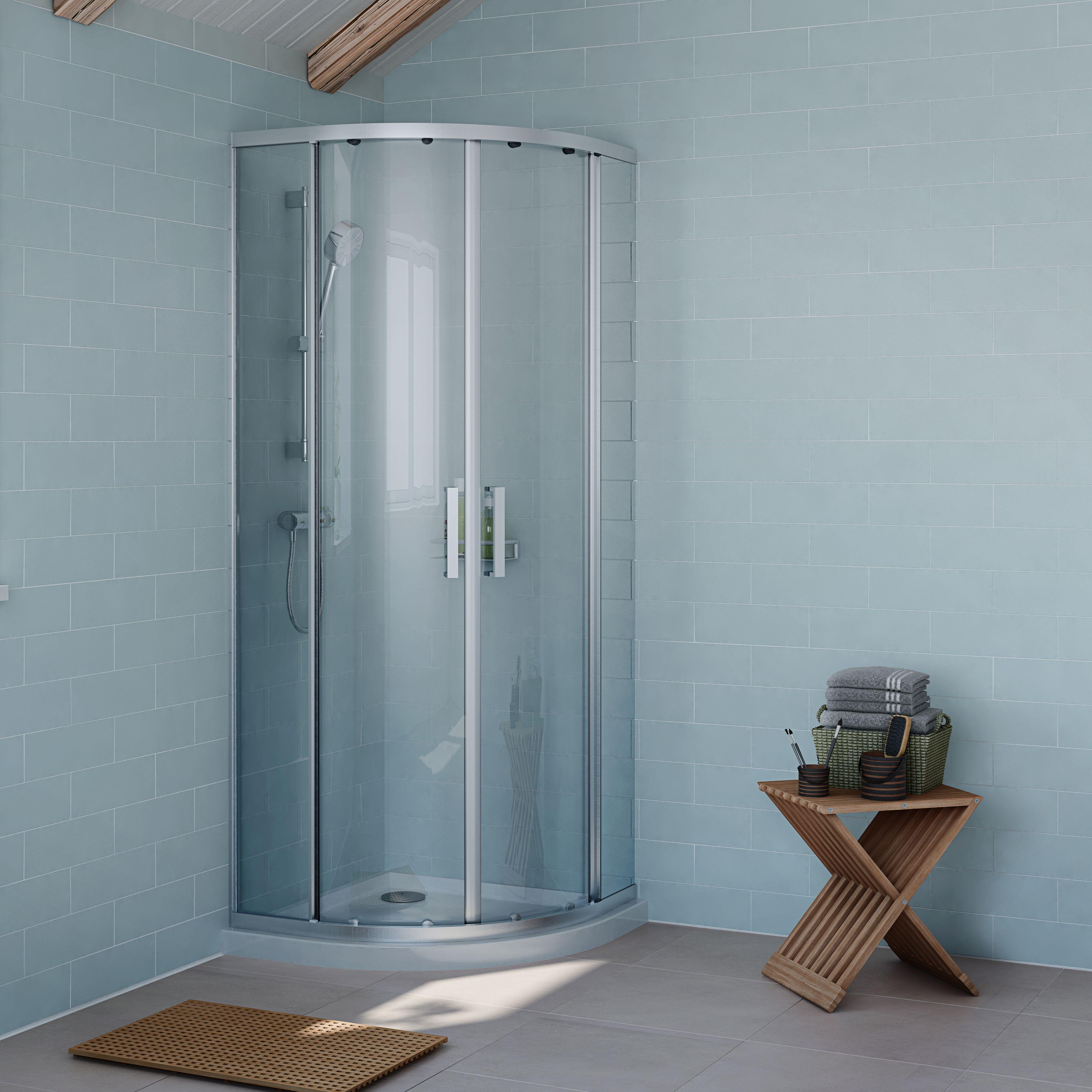 Shower Enclosures Amp Doors Shower Cubicles Amp Trays Diy