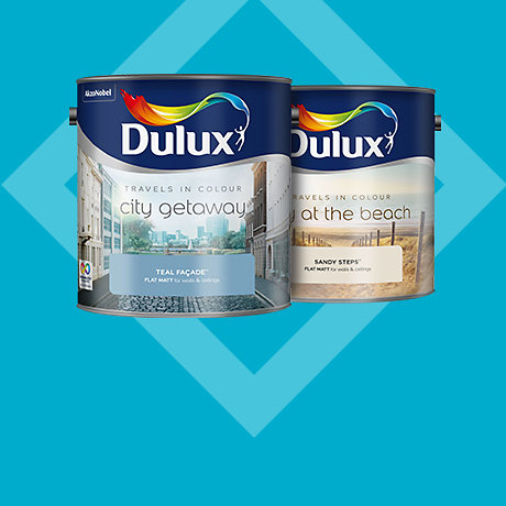Dulux Travels in Colour 2.5L - 2 for £32