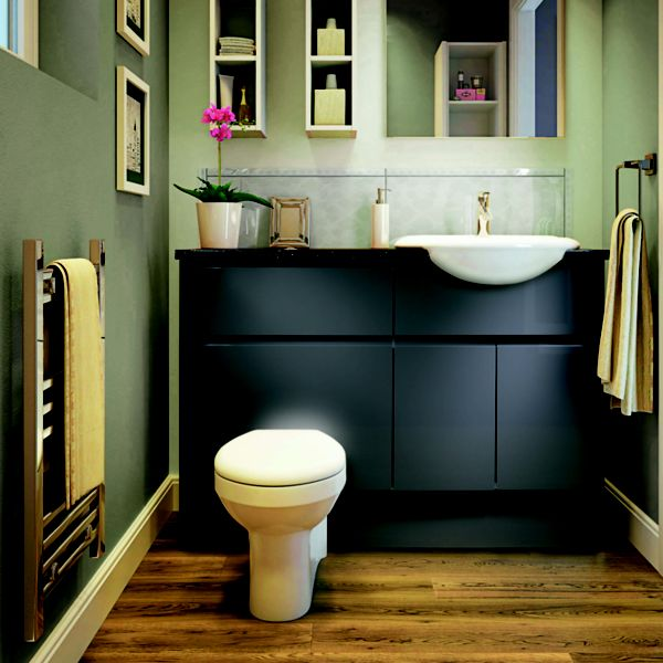 Marletti Fitted Bathroom Furniture