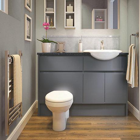 Bathroom Furniture & Cabinets | Bathroom Storage, Vanities ...