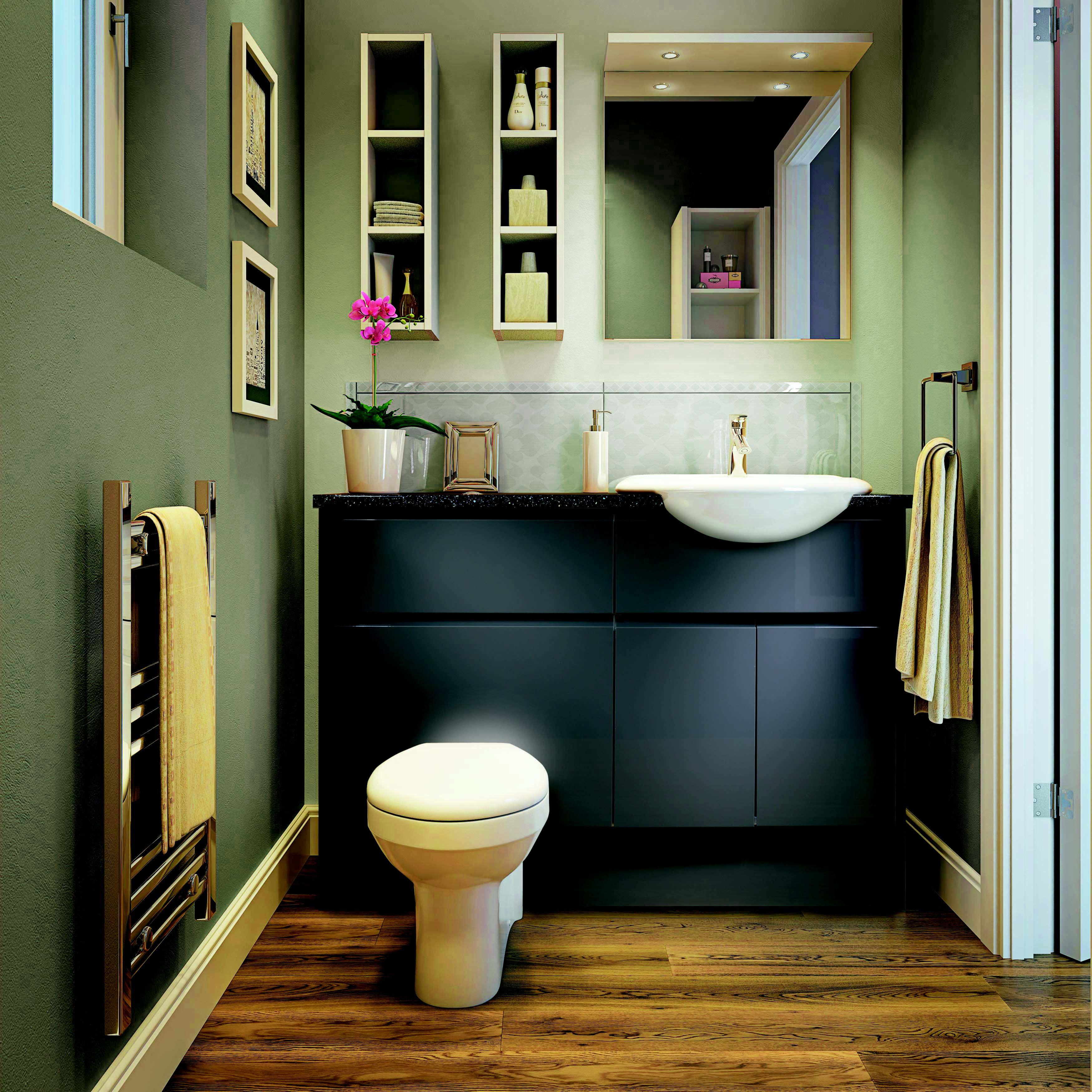 Marletti Fitted Bathroom Furniture