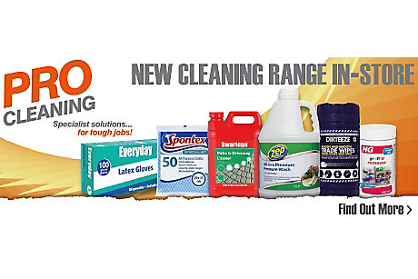 Dedicated cleaning products