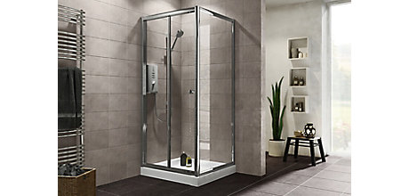 Shower enclosures buying guide