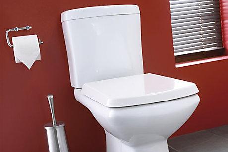 Toilets </br>& Baisins