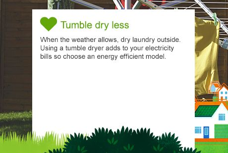 Dry your laundry naturally image