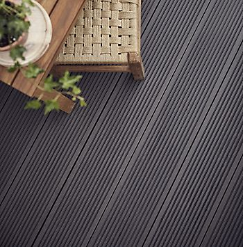 Cuprinol black ash decking stain