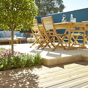 Dining zone with Roscana dining set range and sitting zone with Adona sofa range