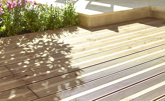 """Timber decking boards"""