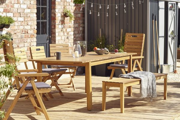 Find the right garden furniture for you