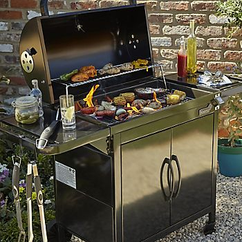 Blooma Gas Barbecue