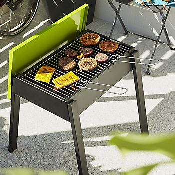 Blooma Kembla Charcoal Portable Barbecue