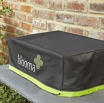 Protective cover on Blooma Plancha Barbecue
