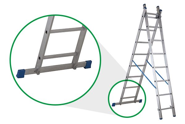 Mac Allister combination ladder