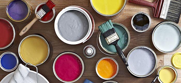 Empty Paint Tins Uk