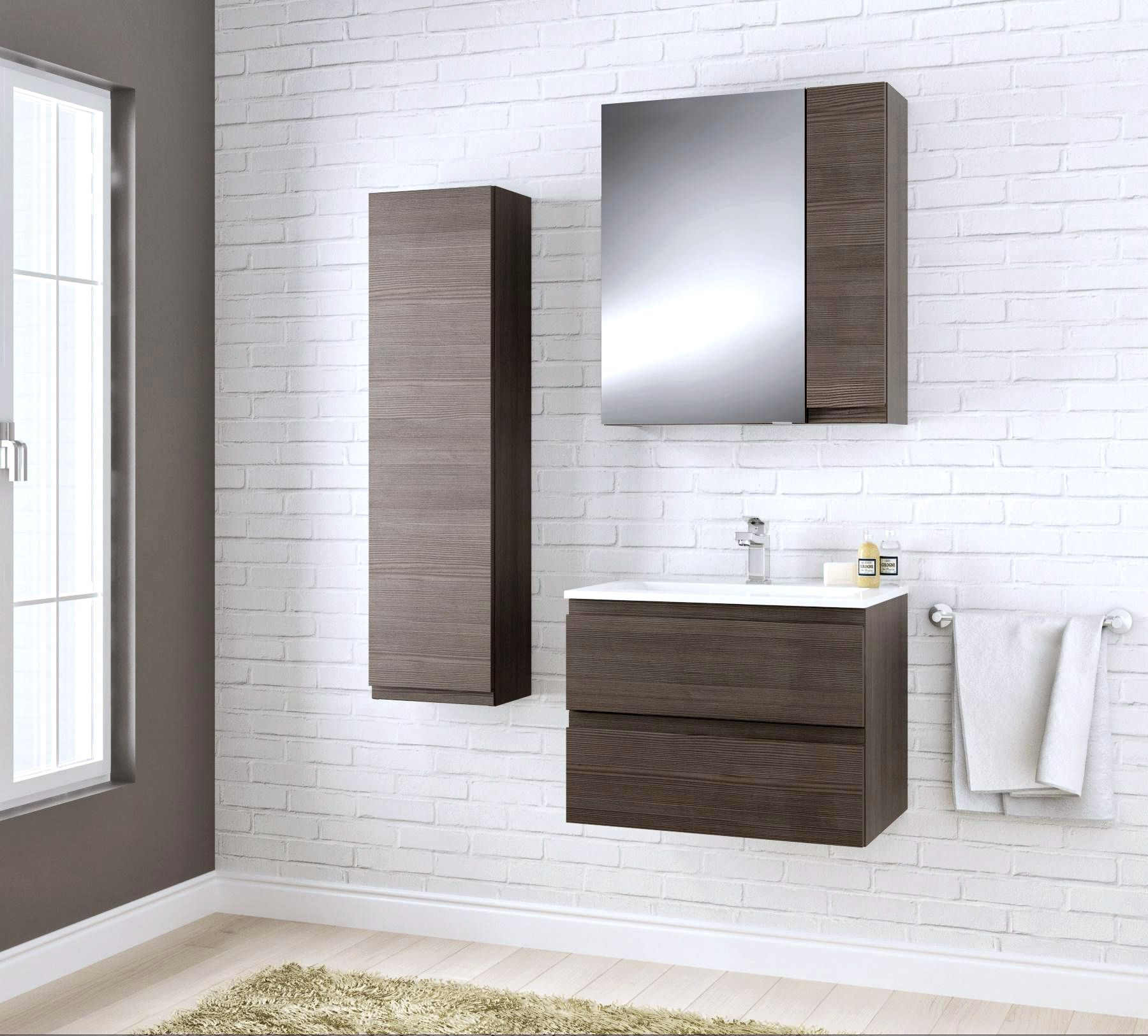Paolo Freestanding Bathroom Furniture