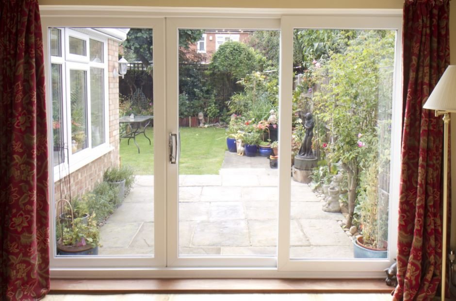 PVCU PATIO DOORS