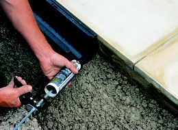 How to fit a paving drainage system