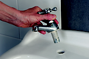 How to remove & fit a kitchen tap