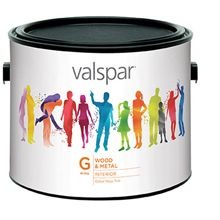 Image of Valspar Standard Wood & Metal