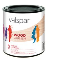 Image of Valspar Interior Wood Varnish