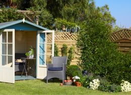 Fences and Sheds - Treat Them Right