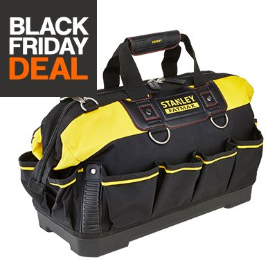 Stanley tool bag was €38 now €18