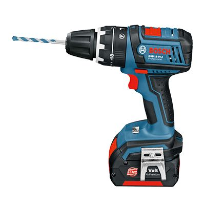 Bosch 18v Cordless Li ion Combi Drill with 2 batteries was €174 now €127