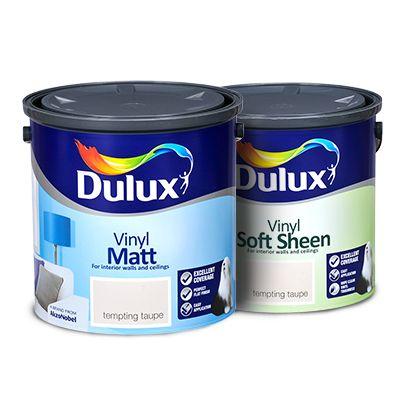 Dulux 2.5l Standard Coloured Emulsion 2 for €36