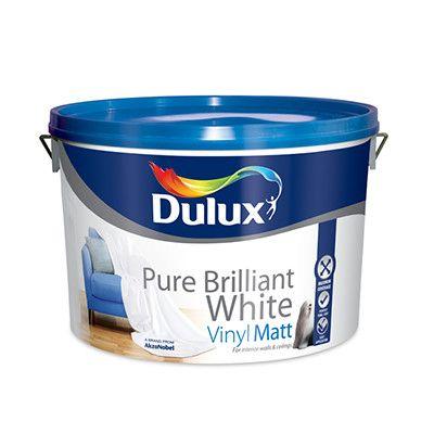 Dulux 10 litre matt emulsion was €34 now €29