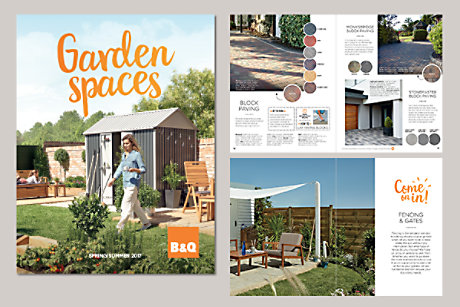 Garden Spaces Brochure