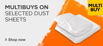 Dust sheets multibuy