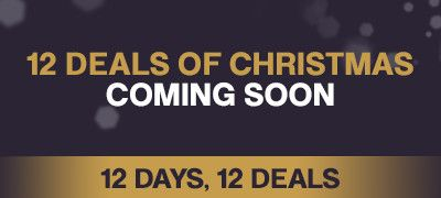 12 deals of Christmas coming soon