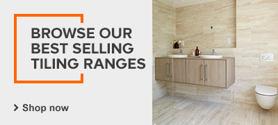 View our best-selling Tiling ranges