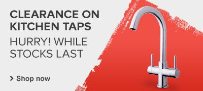 Kitchen taps clearance