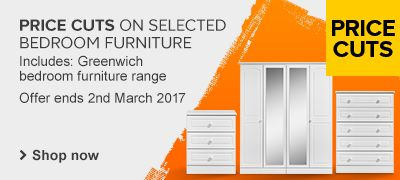 Price cuts on selected pre-assembled furniture ranges