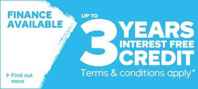 3 Years Interest free credit