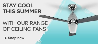 Browse our range of ceiling fans